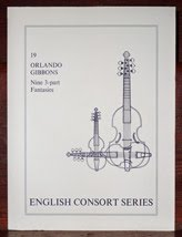 English Consort Series for Viols